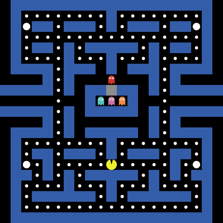 Pac-Man HubNet Activity preview image