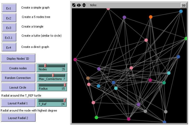 Basic model 1: Networks preview image